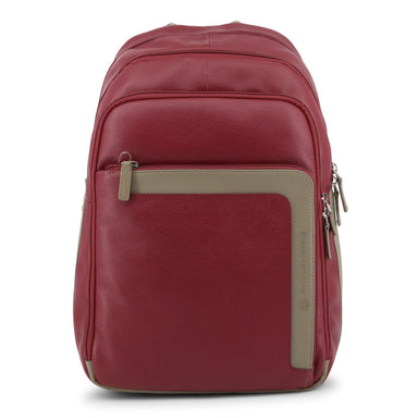 Piquadro Red Backpack