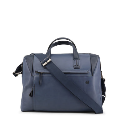 Piquadro Messenger Bag in Blue