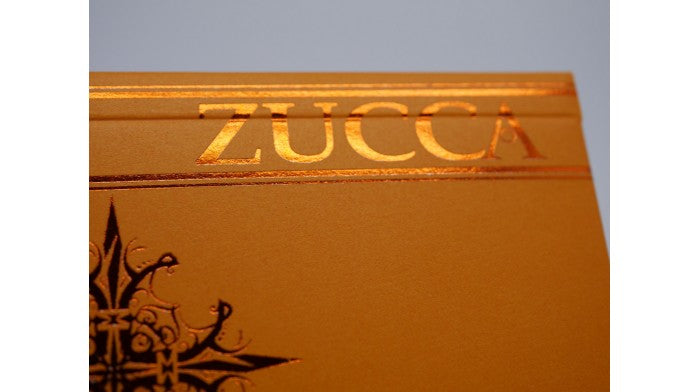 Tenebre Zucca Playing Cards