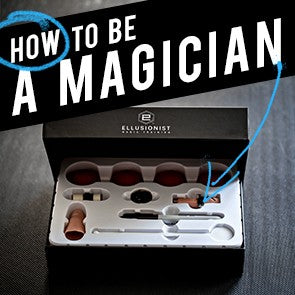 How to be a Magician (Instructions and Gimmick)