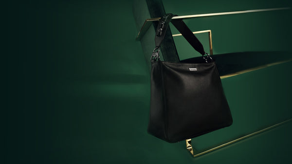 Authentic handbag craftsmanship meets beautiful, innovative design for here and now.