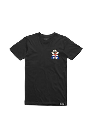 38 Baby 4KT Patch T-Shirt - Black