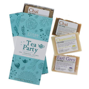 Tea Party Soaps - Box 3 of Soaps