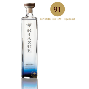 Award Winning Riazul Plata Tequila (750ml / 40%)