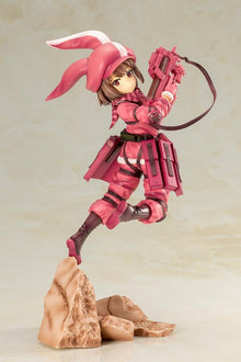 Sword Art Online Alternative Gun Gale Online: Llenn Ani Statue 1/7 Scale Figure Kotobukiya