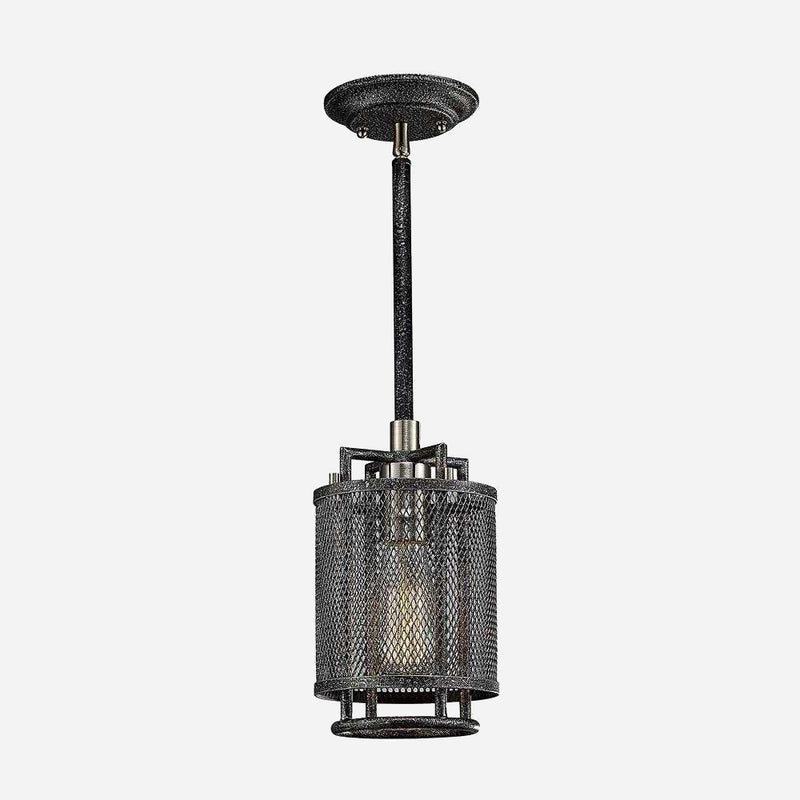 Avanti Industrial Single Pendant      164.90  iLite Lighting