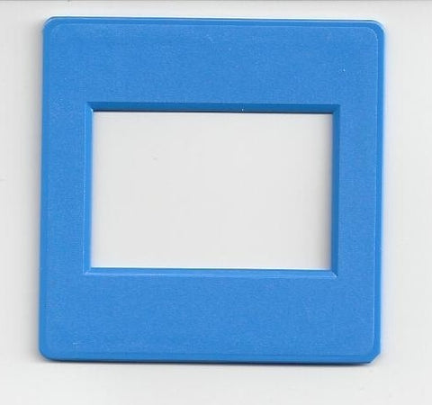 Slide Mount Blue