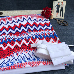 Patriot Bra and Panty Kits