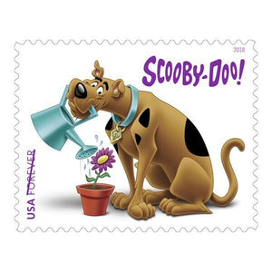 TangStamps US Stamp 2018 New Issue Scooby-Doo! MNH Dog