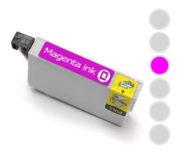 Canon CLI-526 Magenta Compatible Ink Cartridge - INK-C-CLI526/M