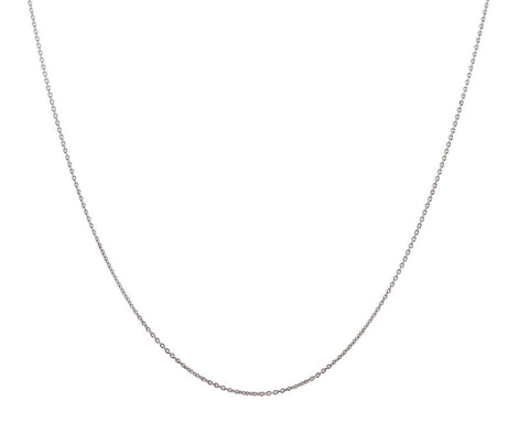 White Gold Chain - TWISTonline
