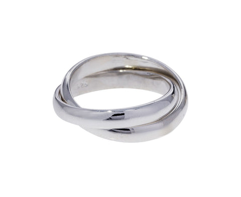Double Circle Ring - TWISTonline