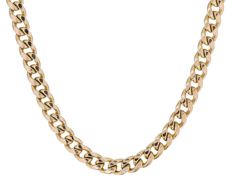 Large Curb Chain Necklace - TWISTonline