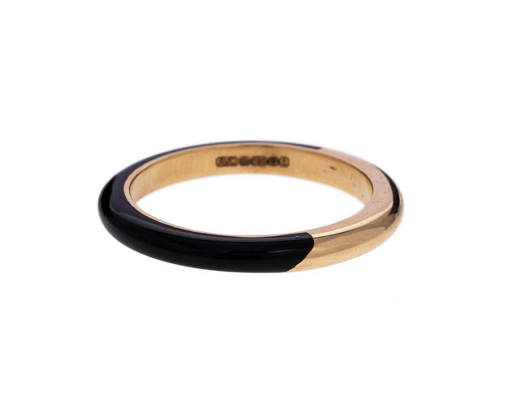 Black Lacquer Candy Band - TWISTonline