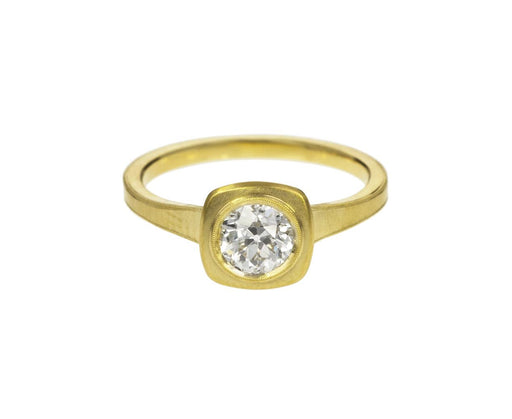 Jin Diamond Solitaire - TWISTonline