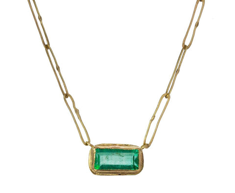 Emerald Chain Necklace - TWISTonline