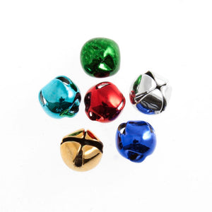 Bells: Jingle: 10mm: Assorted