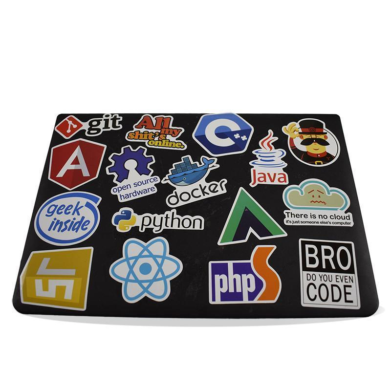 50 Programming sticker pack