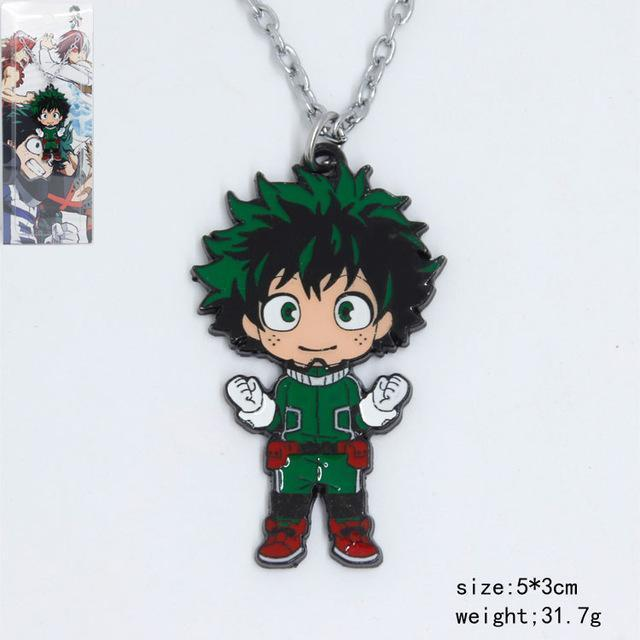 My Hero Academia Necklace