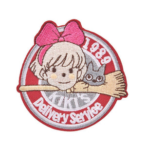 1989 Kiki's Delivery Service Patch