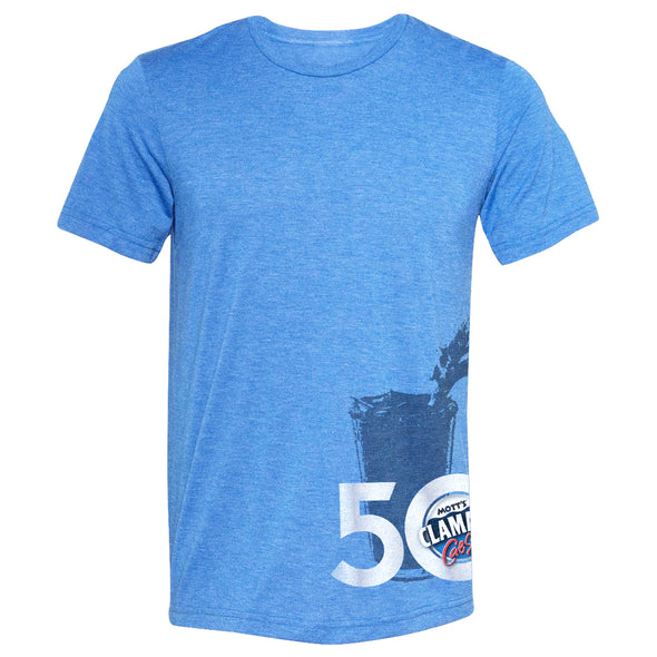 50th Anniversary designer T-shirt - Mens
