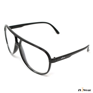 ZLiWear Ultimate Diffraction Glasses-NEW-Black Aviator Style