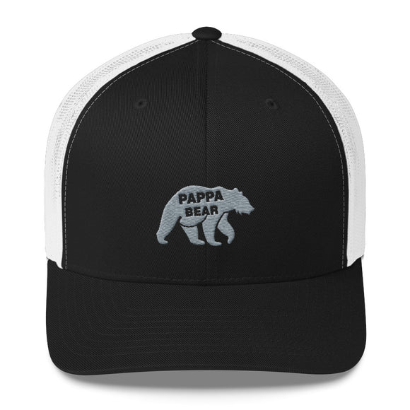 Papa Bear - Trucker Cap