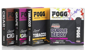 FOGG Vape Disposable Pod Device