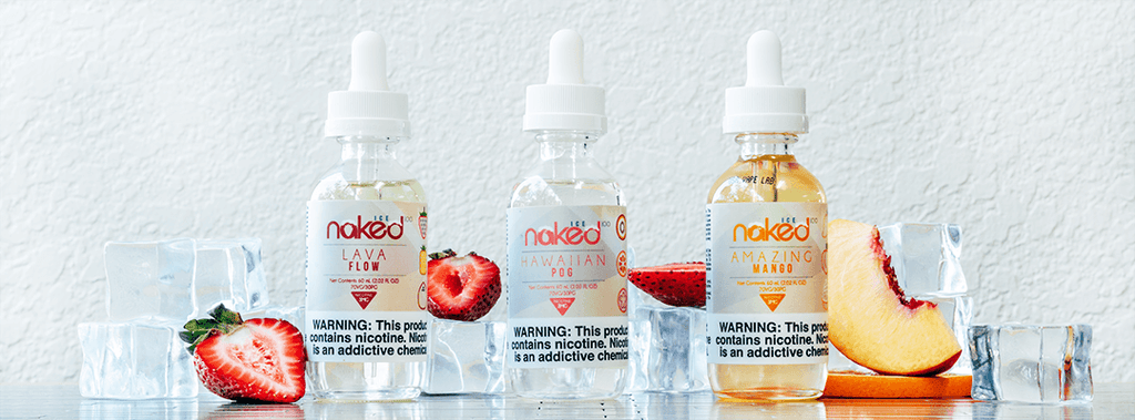 Naked 100 On Ice E-Liquid