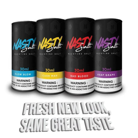 Nasty Salt Nic E-liquid