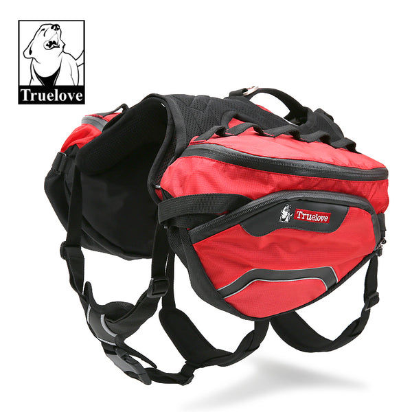 BACKPACK RED SMALL