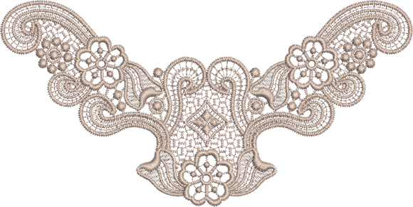 24 - Old Lace Design