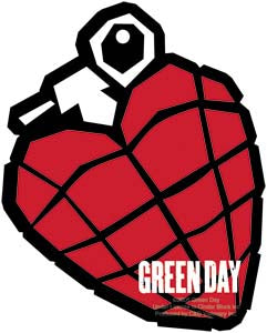 Green Day Grenade Air Freshener Air Freshener