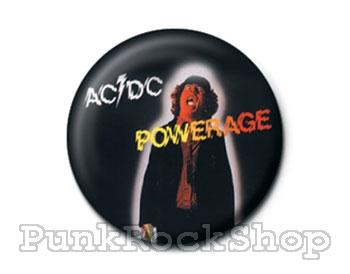AC/DC Powerage Badge