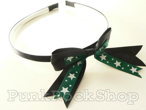Headband Star Bow Headband Hair Accessorie