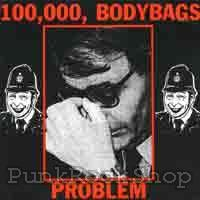 100000 Bodybags Problem Vinyl 7 Inch