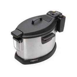 Electric Turkey Fryer 4.2lt