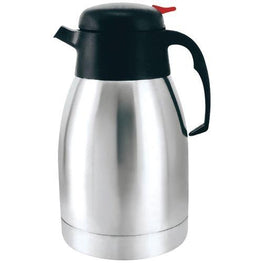 Brentwood 1.2 Liter Vacuum Coffee Pot, Stainless Steel (pack of 1 Ea)