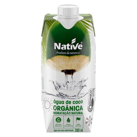 Água de coco Native (330ml)