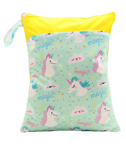 Unicorn Wetbag, wetbag - All Things Babies