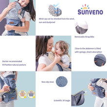 Load image into Gallery viewer, Sunveno Baby Carrier, Baby Carrier - All Things Babies