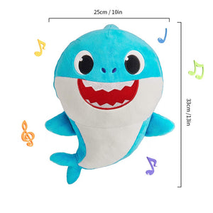 Singing Baby Shark Plush Toy, Plush toy - All Things Babies