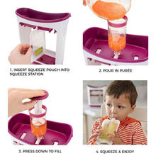 Load image into Gallery viewer, Supa Squeeze DIY Food Station, Food Maker - All Things Babies