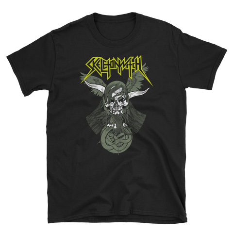 SKELETONWITCH Worship Shirt