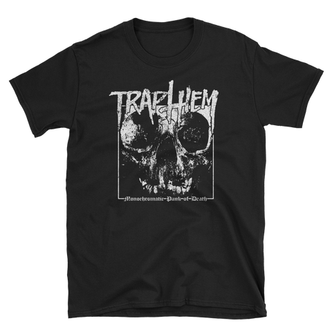 TRAP THEM Séance Skull Shirt