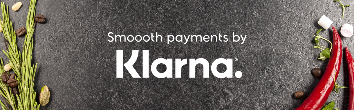 Klarna. Pay later with Klarna.