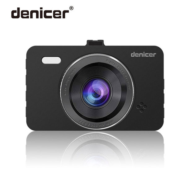 Denicer DashCam FULL HD 1080P Dual Lens with Rear View - Auto Video Recorder  Toffee Tops Gear