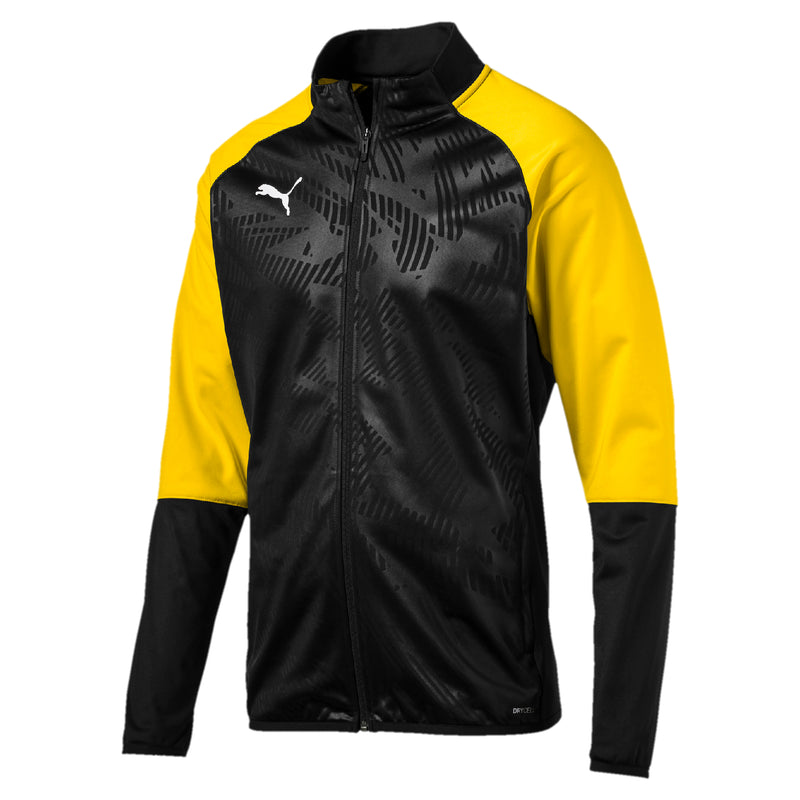 CUP Training Poly dzseki Core Puma Black-Cyber Yellow
