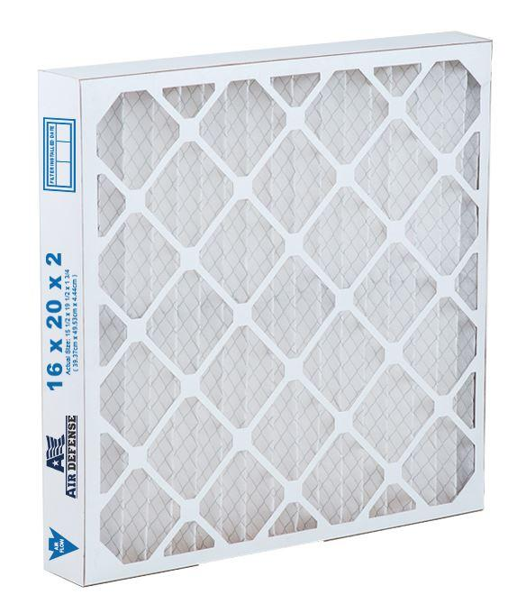 Air Defense HD 16x20x2 - Midwest Air Filter, Inc