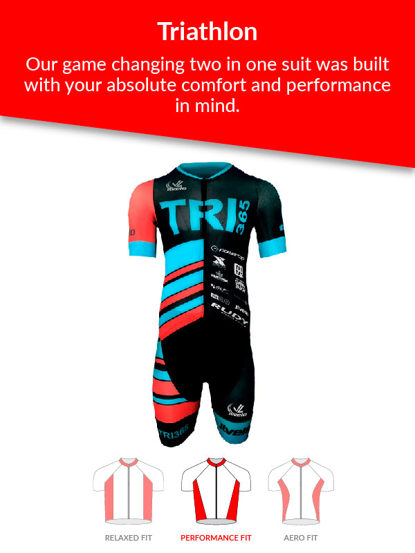 Men's Fusion Triathlon Suit